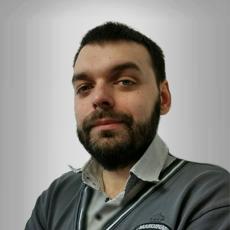Oleksandr Danylenko, QA Engineer