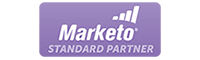 Label of the Marketo partnership with 247 Labs