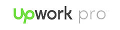Label of Upwork partnership with 247 Labs