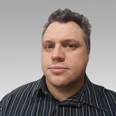 Greg Polevoy, Dev Ops Engineer
