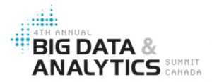 PRESS RELEASE: 247 Labs Sponsoring 4th Annual Big Data & Analytics Summit 2018 in Toronto