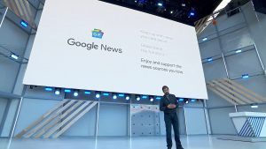 New Google News features powered by Google AI