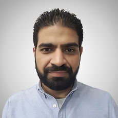 Sameh Nabawy, QA Lead