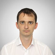 Vitaliy Kaliuzhyn, PHP Developer