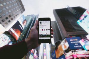 Social media in the sky