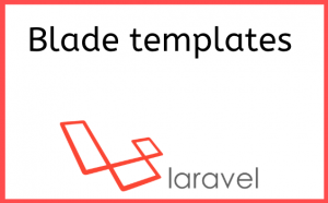 Blade is the simple but fantastic templating engine provided with Laravel.