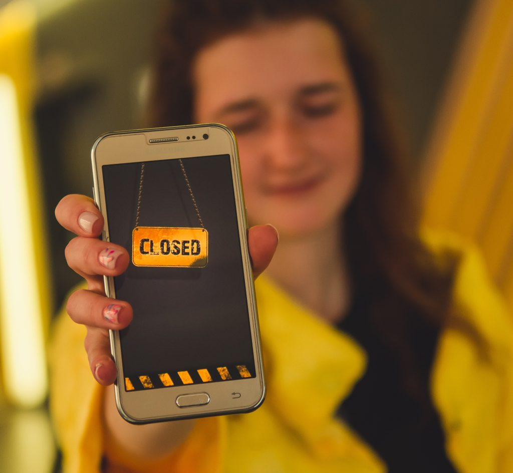 Closed Failed Mobile App