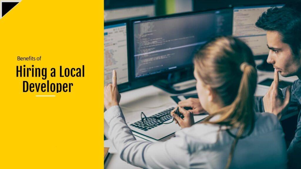 Hire A Local Developer