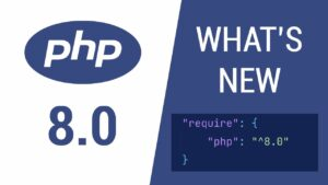 what's new php 8.0